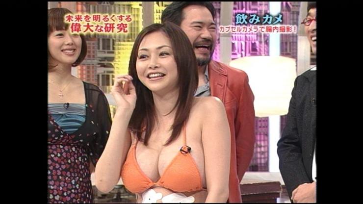 Anri Sugihara Swimsuit Scene A Great Study to Brighten the Future002