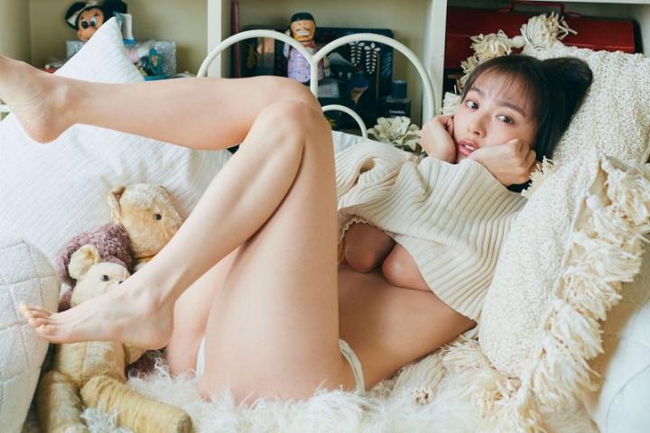 Rio Uchida even when she takes off her clothes she still has a very tight BODY006