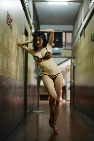 Yuka Ogura Swimsuit Gravure To Bangkok Vol3005