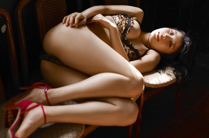 Yuka Ogura Swimsuit Gravure To Bangkok Vol3007