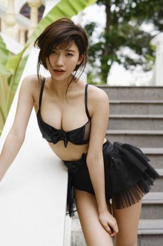 Yuka Ogura Swimsuit Gravure To Bangkok Vol3018