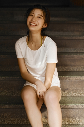Yuka Ogura Swimsuit Gravure To Bangkok Vol3030