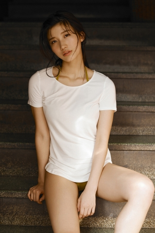 Yuka Ogura Swimsuit Gravure To Bangkok Vol3029
