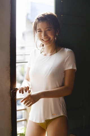 Yuka Ogura Swimsuit Gravure To Bangkok Vol3027