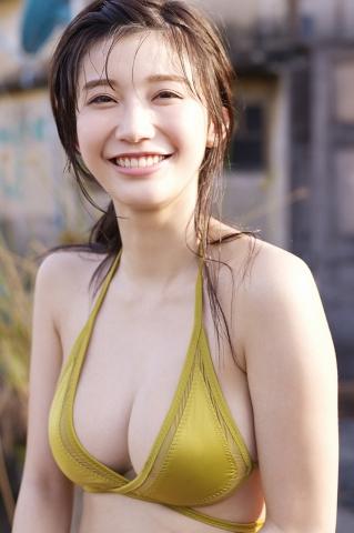 Yuka Ogura Swimsuit Gravure To Bangkok Vol3031