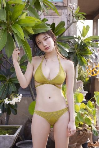 Yuka Ogura Swimsuit Gravure To Bangkok Vol3033