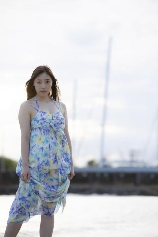 Sei Fukumura Sunset and Bikini015