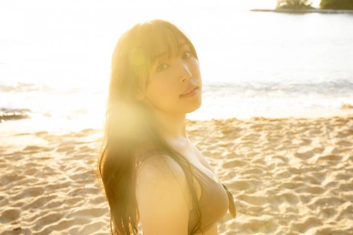 Sei Fukumura Sunset and Bikini019