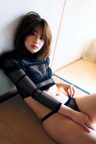 Misaki YanagiPlaying an outrageous role in the movie Gekigurui009