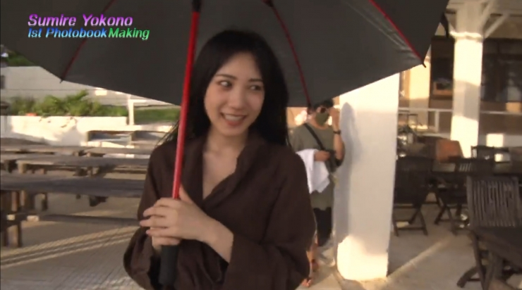 Making of Your Side Sumire Yokono 093