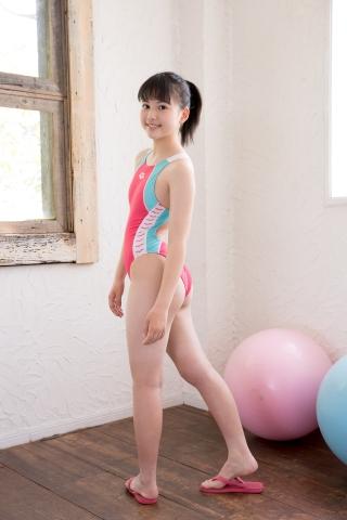Hinari Sakiba Arena swimming suit pink013