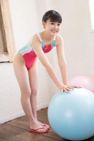 Hinari Sakiba Arena swimming suit pink020