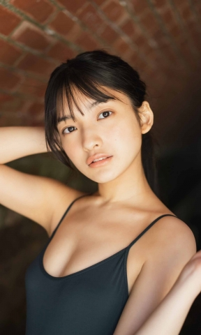 Airi Hiruta When she laughs the world laughs 17 years old is almost invincible011