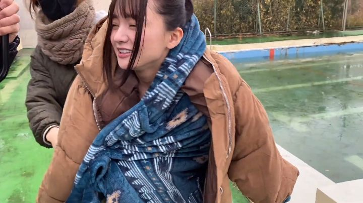 Ayana Nishinaga 25 years old with both boldness andcuteness finally shows off her whole body028