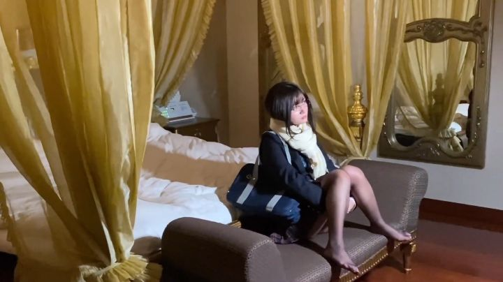 Ayana Nishinaga 25 years old with both boldness andcuteness finally shows off her whole body034