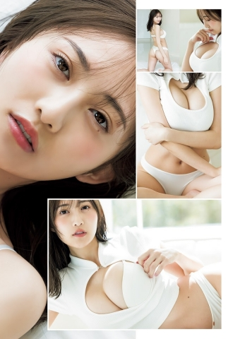 Ririsa Tsuji all the way to the tip of her head everything is ideal004