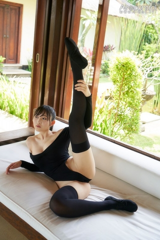 Ririsa Tsuji all the way to the tip of her head everything is ideal023