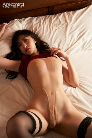 Ririsa Tsuji all the way to the tip of her head everything is ideal024