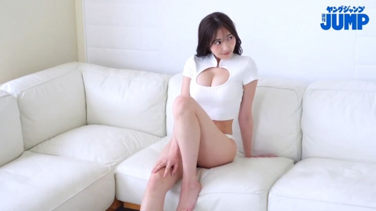 Ririsa Tsuji all the way to the tip of her head everything is ideal032