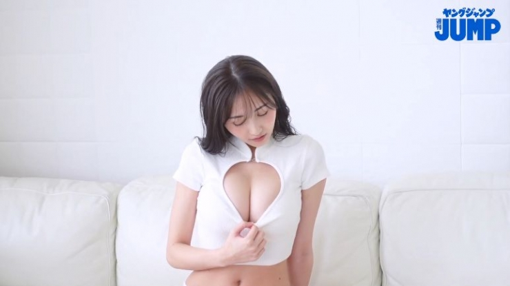 Ririsa Tsuji all the way to the tip of her head everything is ideal033