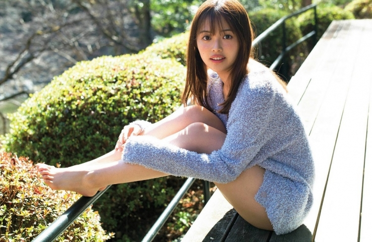 Hinami Mori Her longawaited appearance in the Sentai series016