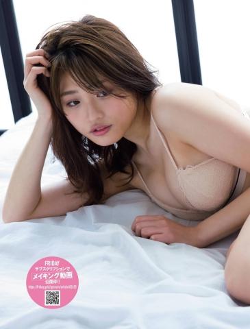 Momoka Ishida peeled off her skin after experiencing her first photo book006