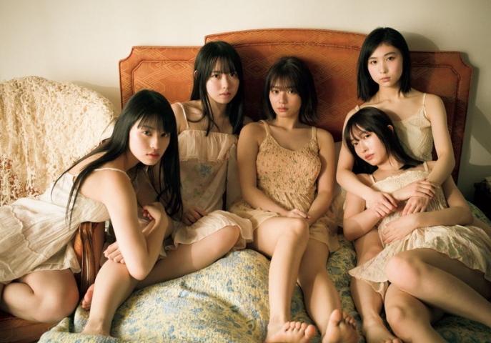Reia Inoko 17 years old dazzling fresh bikini011