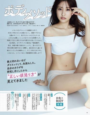 Hinako Sano How to create a Hinako Sano body002