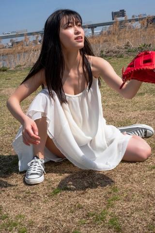 Akina Ikeda: Baseball minor of Reiwa003