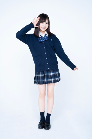 Usaki a new member of an idol group with an overwhelmingly high profile003