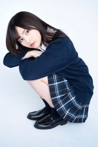 Usaki a new member of an idol group with an overwhelmingly high profile002