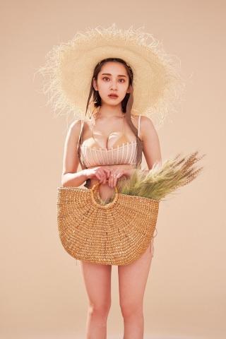 Sayaka Tomaru Swimsuit Gravure Fashion002