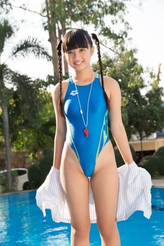 Rei Kuromiya Swimming Race Swimsuit Images002