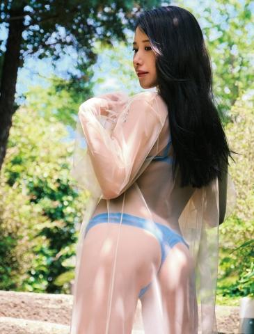 Kurumi Natori in her own underwear002