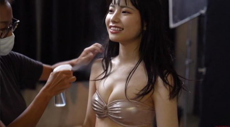 Akari Akase Bikini Mermaid040
