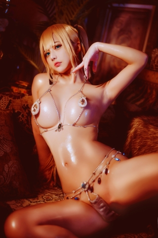 Marie Rose Dead or Alive Cosplay014