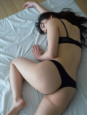 Kazusa Okuyama at her sexiest with her biggest exposure ever007