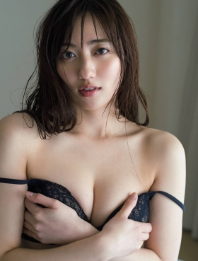 Kazusa Okuyama at her sexiest with her biggest exposure ever008