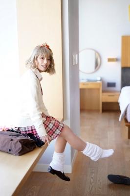 Kikuchi Hina a beautiful Miss Maga girl turns into a gal007
