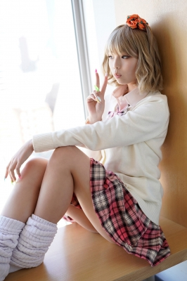 Kikuchi Hina a beautiful Miss Maga girl turns into a gal009