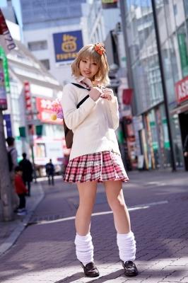 Kikuchi Hina a beautiful Miss Maga girl turns into a gal028