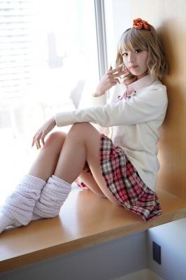 Kikuchi Hina a beautiful Miss Maga girl turns into a gal030