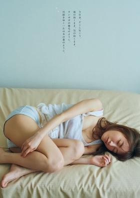 Marika Matsumoto Lingerie swimsuit gravure003