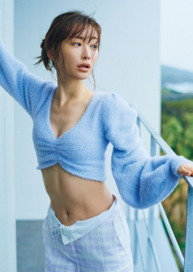 Marika Matsumoto Lingerie swimsuit gravure008
