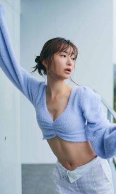 Marika Matsumoto Lingerie swimsuit gravure016