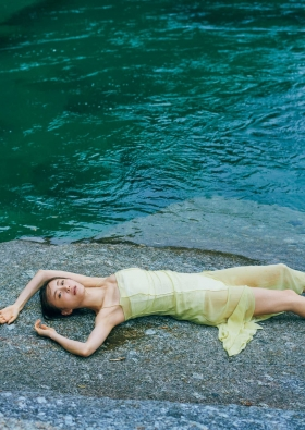 Marika Matsumoto Lingerie swimsuit gravure010