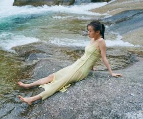 Marika Matsumoto Lingerie swimsuit gravure018
