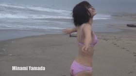 Minami Yamada Midsummer Youth Beautiful Girl Vol1 Sea041