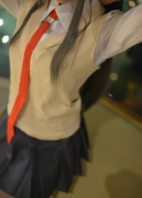 Mai Sakurajima Uniform Bunny Girl Youthful Pi g Bastard Doesnt See Bunny Girl Senpais Dream014