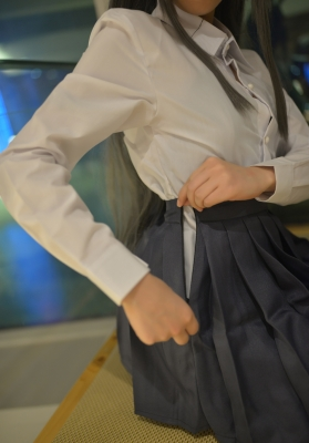 Mai Sakurajima Uniform Bunny Girl Youthful Pi g Bastard Doesnt See Bunny Girl Senpais Dream018